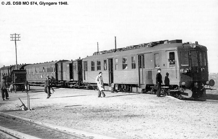 DSB MO 574