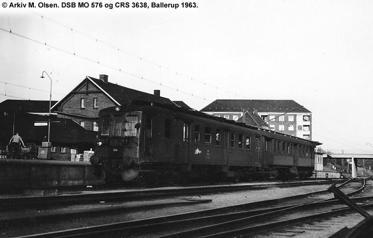DSB MO 576