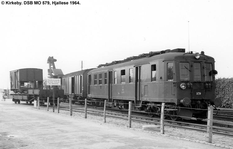 DSB MO 579