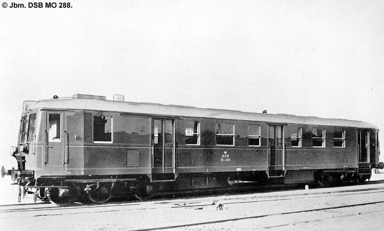 DSB MO 580