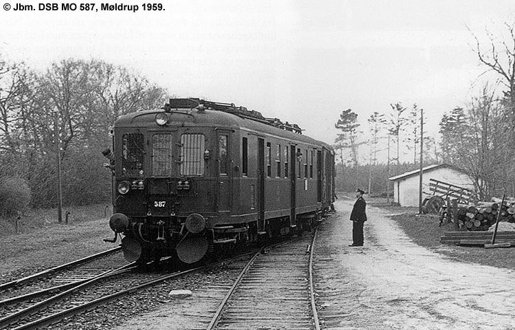 DSB MO 587