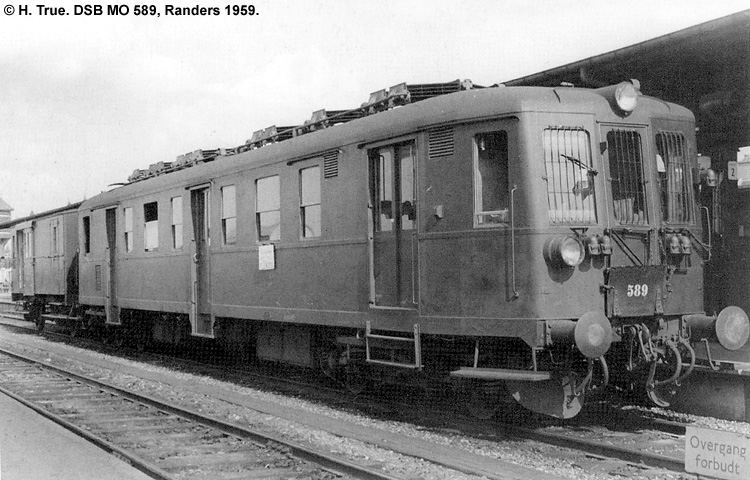DSB MO589