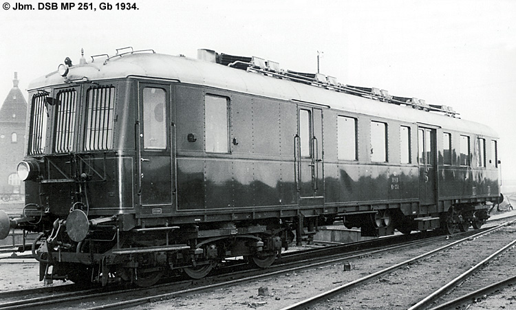 DSB MP 251