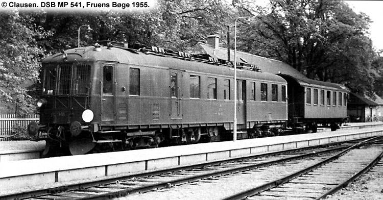DSB MP 541