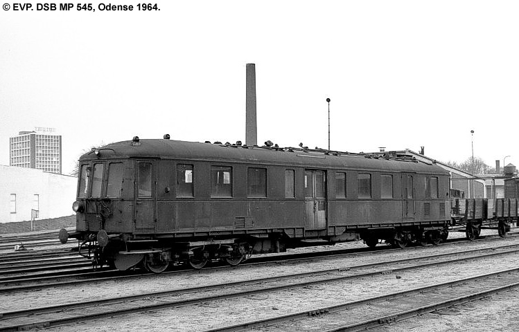 DSB MP 545