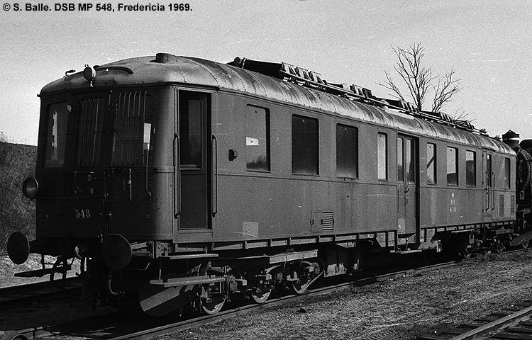 DSB MP 548