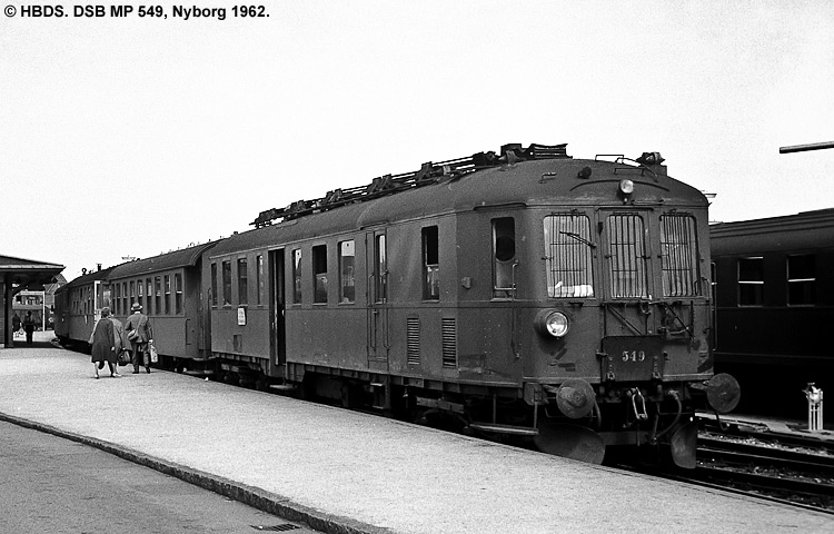 DSB MP 549