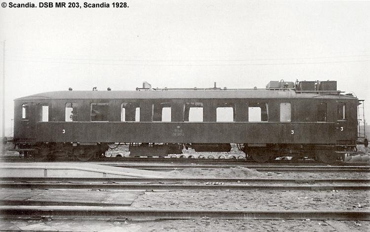 DSB MR 203
