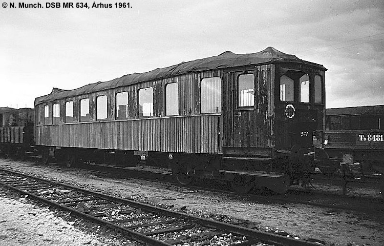 DSB MR 534