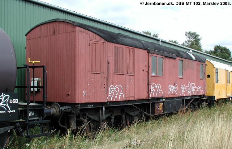 DSB MT 102