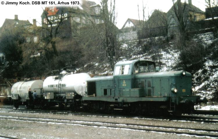 DSB MT 151