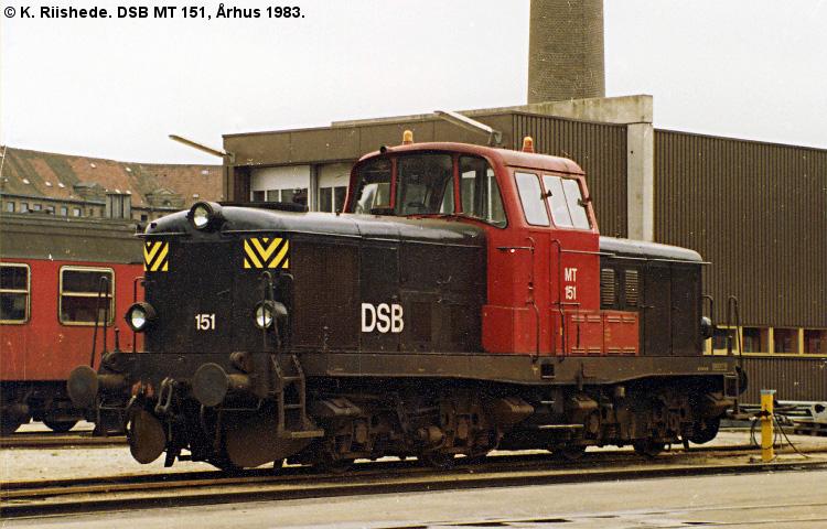 DSB MT151