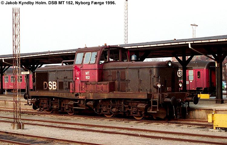 DSB MT 152