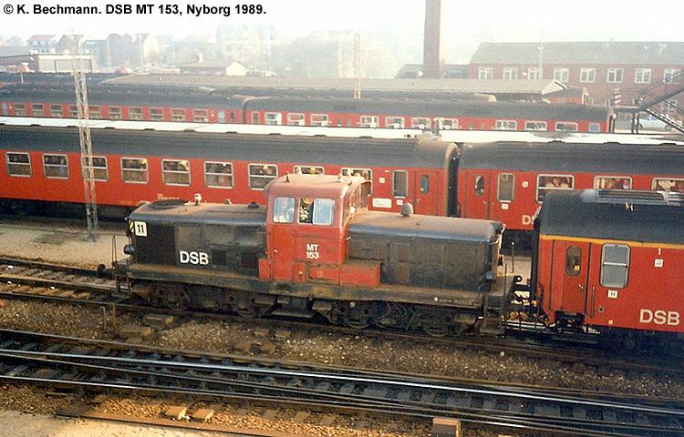 DSB MT 153