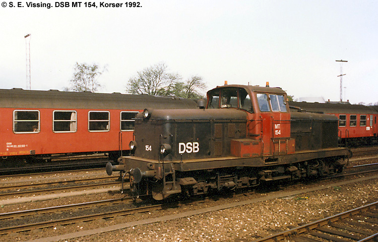 DSB MT 154
