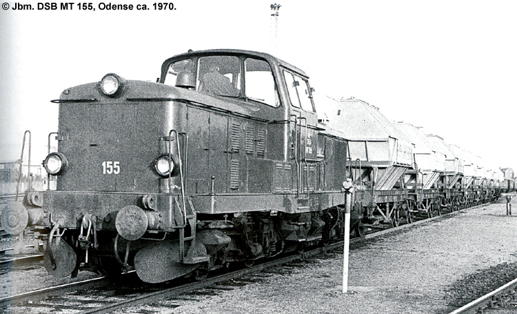 DSB MT 155