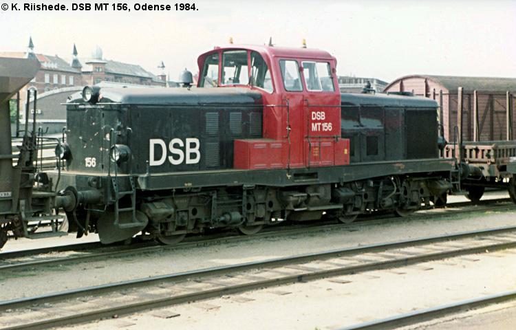 DSB MT 156