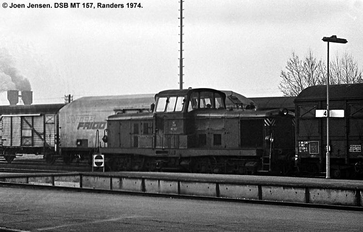 DSB MT157