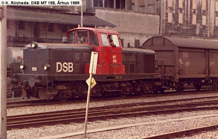 DSB MT 158