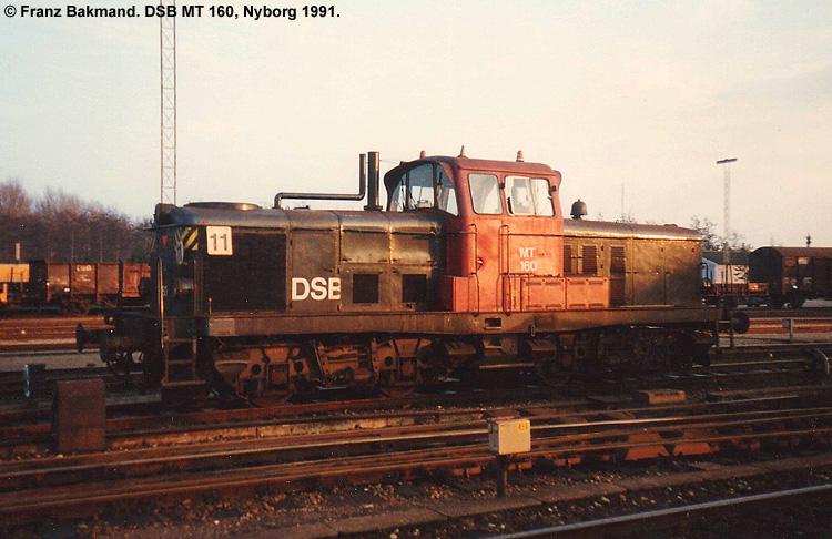 DSB MT160