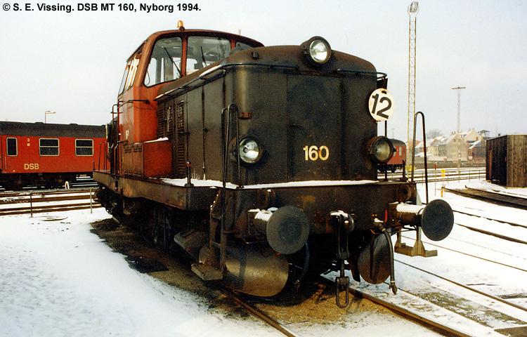 DSB MT 160