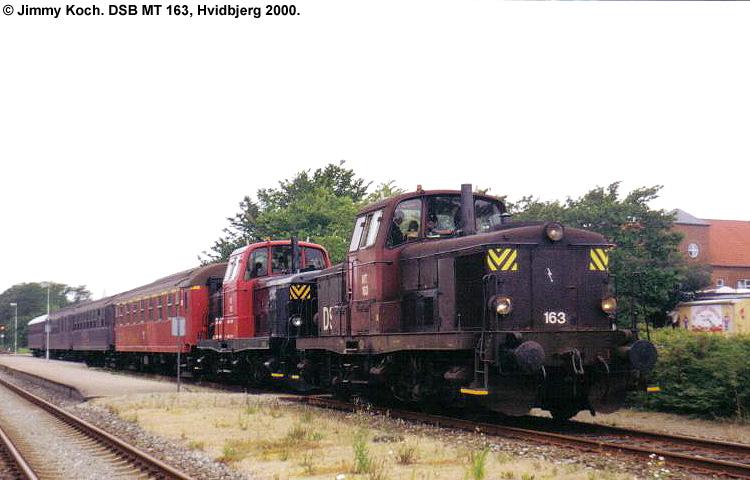 DSB MT 163