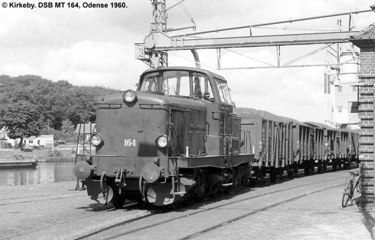 DSB MT 164