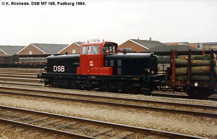 DSB MT 165
