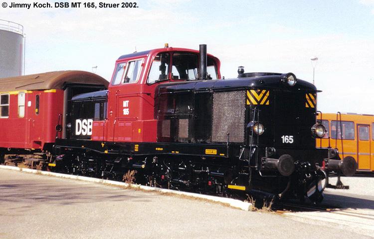 DSB MT165