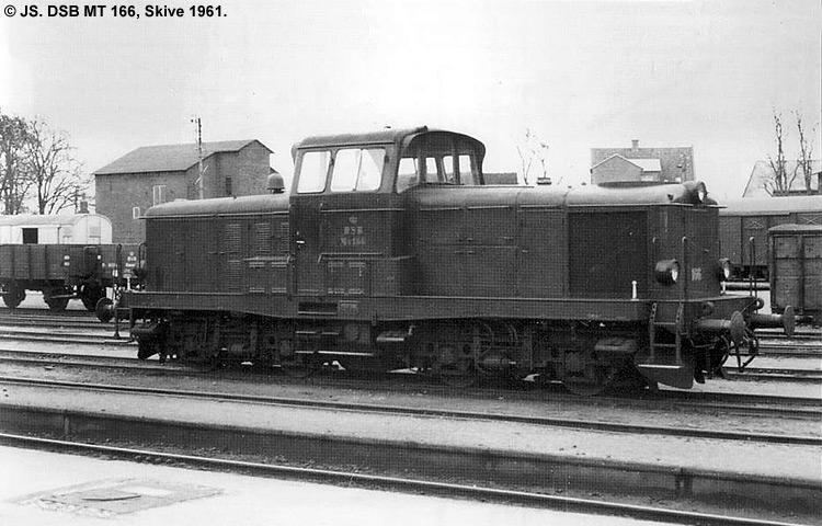 DSB MT166