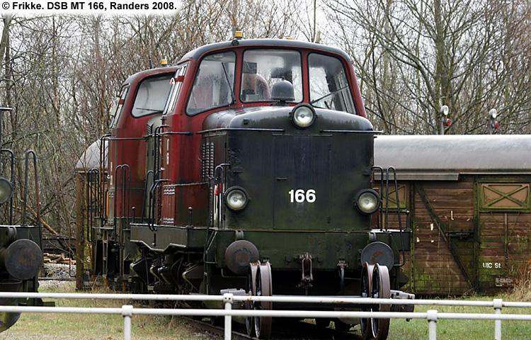 DSB MT 166