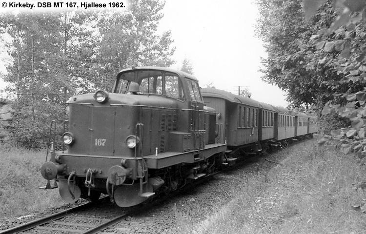 DSB MT 167