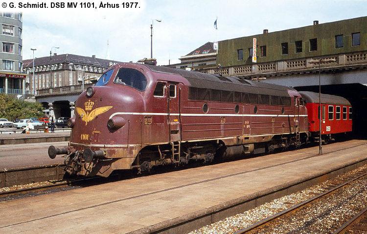 DSB MV 1101