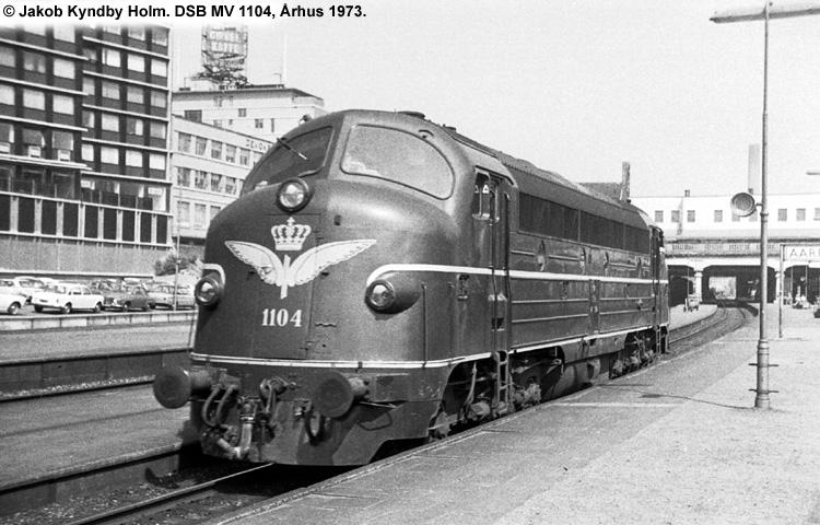 DSB MV 1104