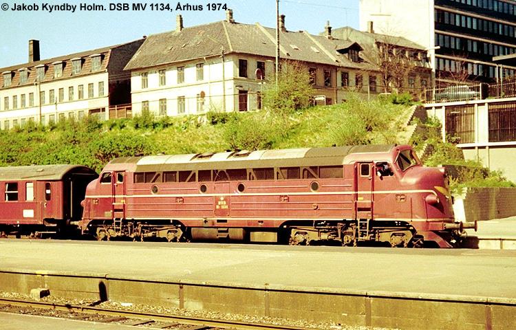 DSB MV 1134