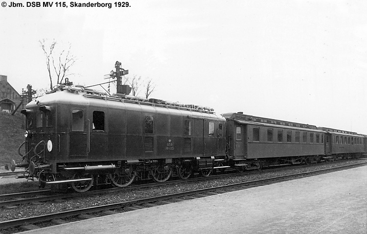 DSB MV 115