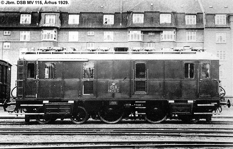 DSB MV115 1