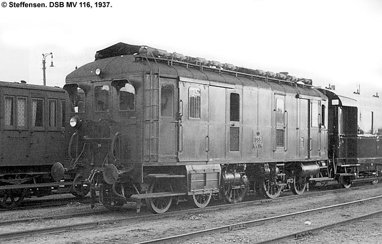 DSB MV 116