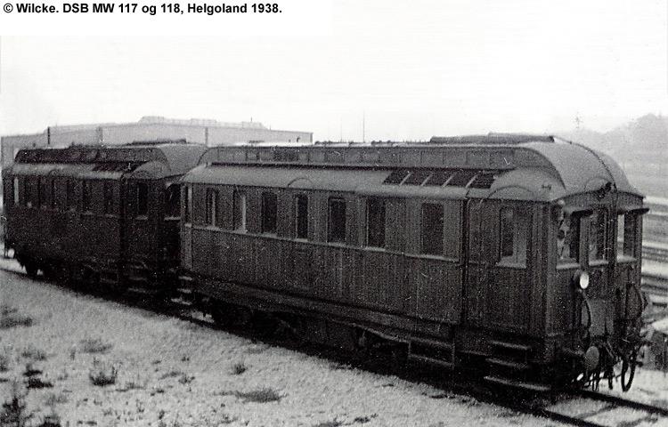 DSB MW 117