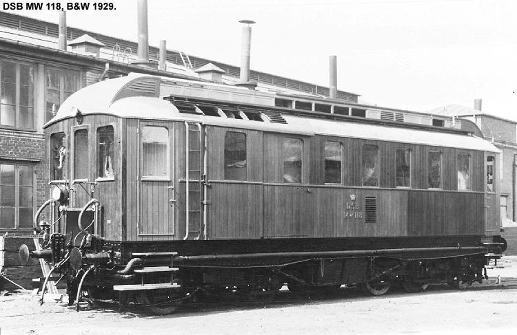 DSB MW 118