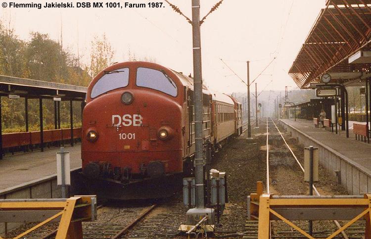 DSB MX 1001