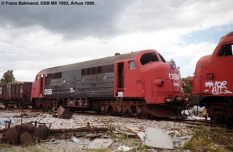 DSB MX1002