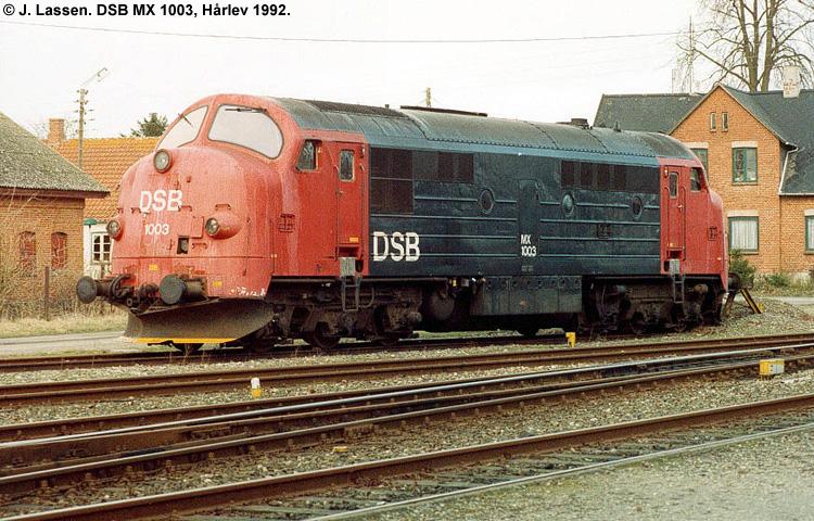 DSB MX 1003