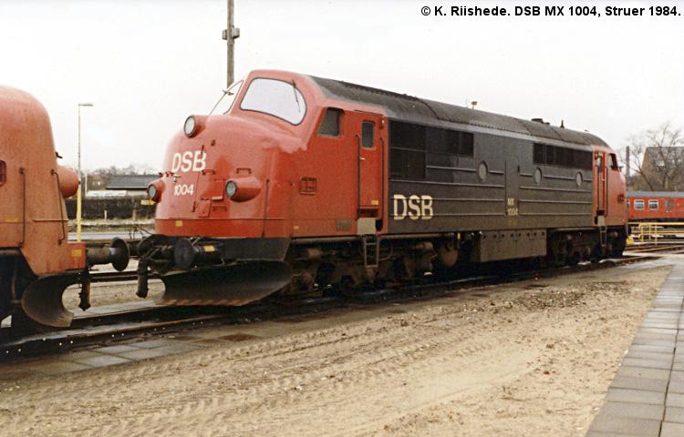 DSB MX 1004