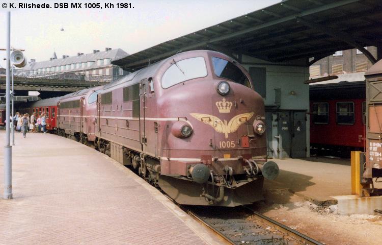 DSB MX1005
