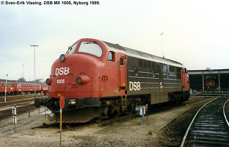 DSB MX 1005