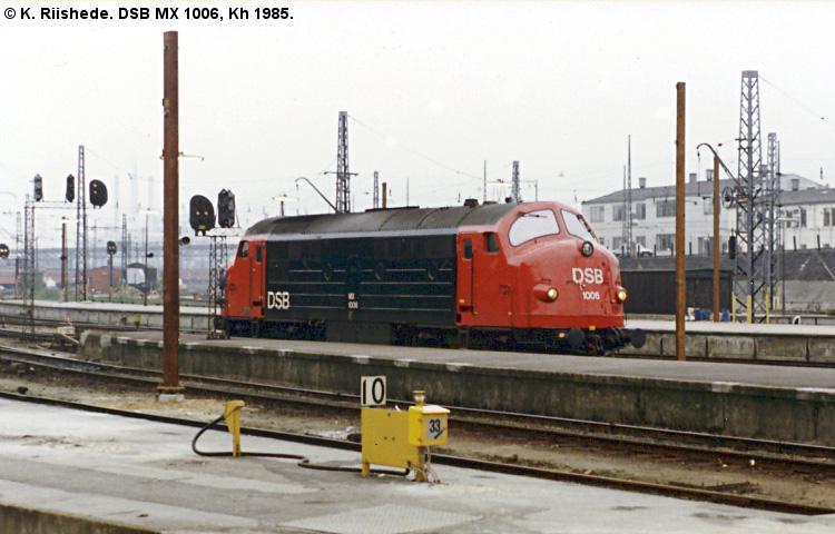 DSB MX 1006