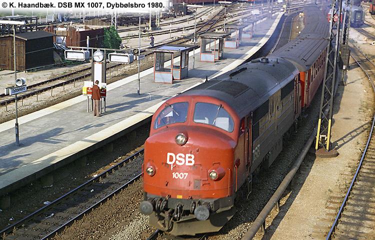 DSB MX1007