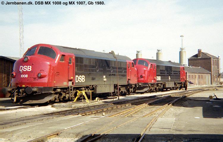 DSB MX 1008