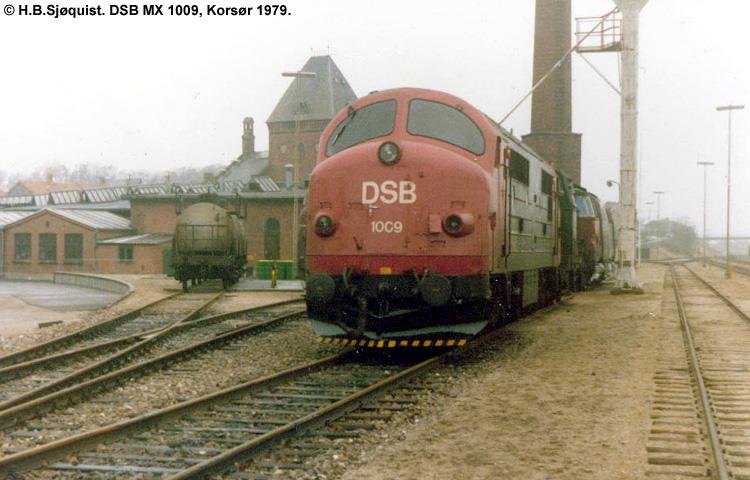 DSB MX 1009